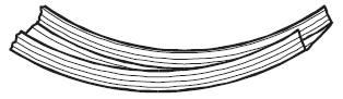 Профиль арочный (ПА)