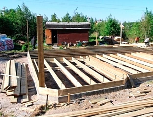 Технология строительства каркасного дома Строительство и