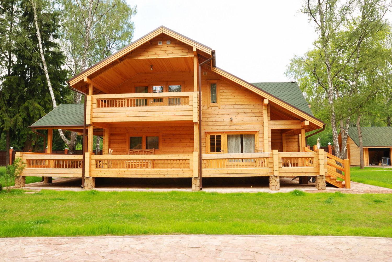 Строительство деревянного дома своими руками - Строим 99