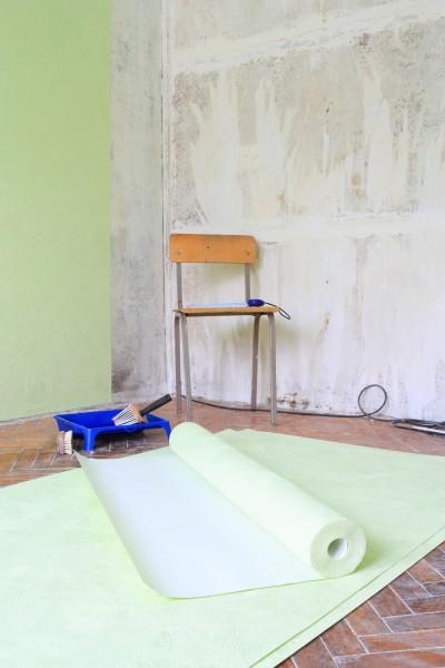 Хитрости ремонта стен