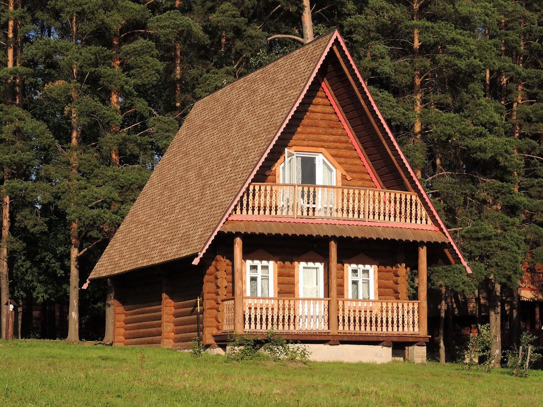 Деревянного дома своими руками