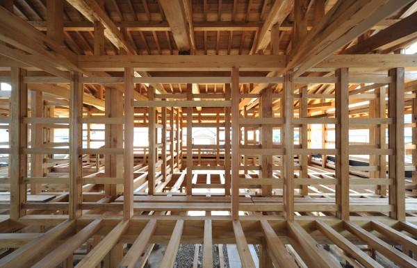 Устройство межэтажного деревянного перекрытия