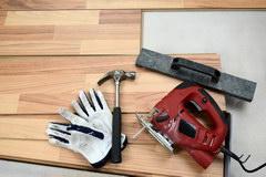 Ukladka parketnoj doski svoimi rukami