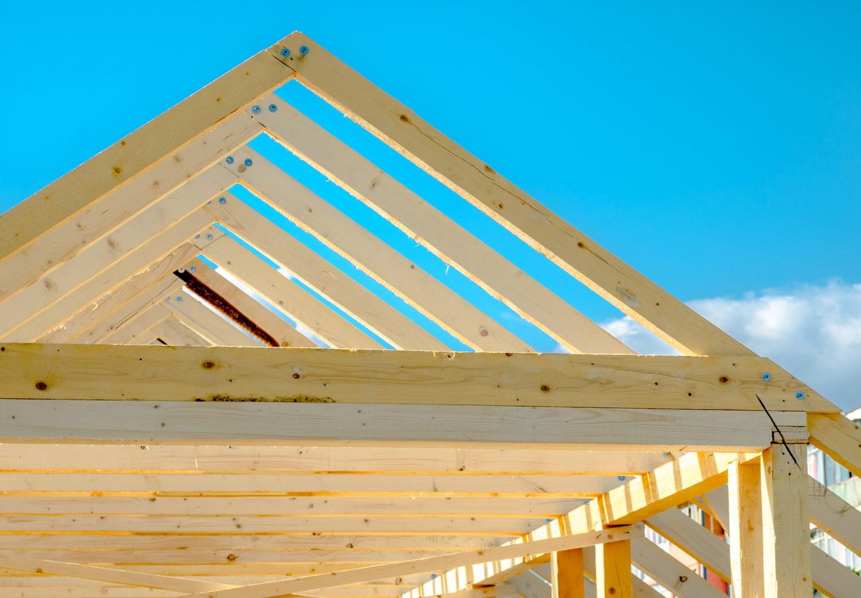 Строительство крыш домов своими руками