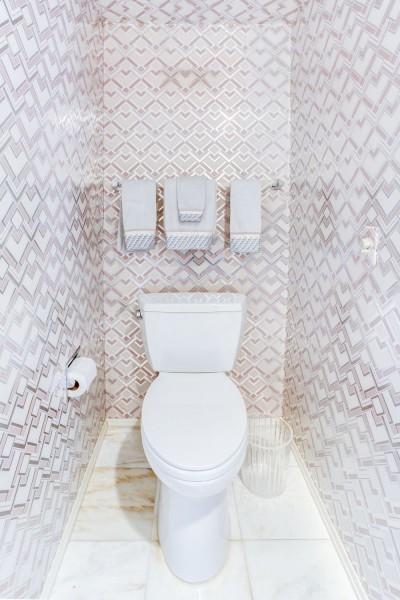евро ремонт ванной туалета