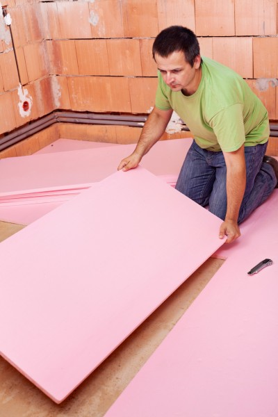 Утепление пола в частном доме с подпольем, Строительство и ремонт