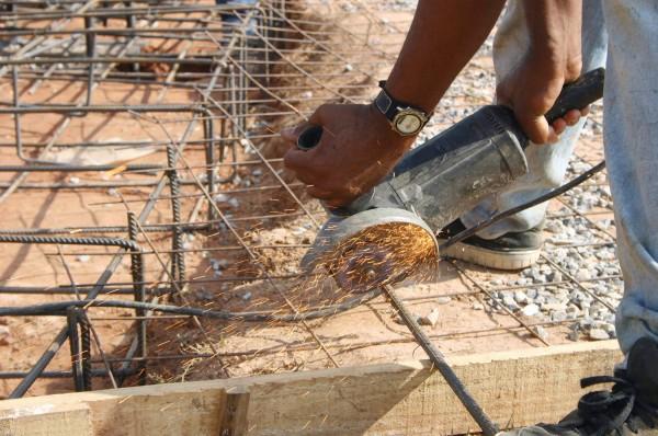Строительство ленточного и мелкозаглублённого фундамента