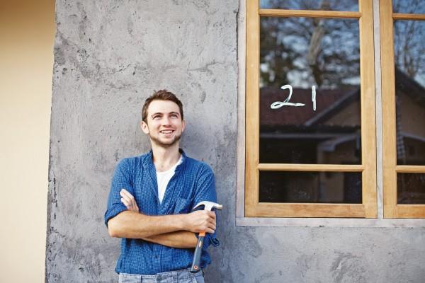 Методы установки деревянного окна