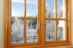 Derevjannoe okno: ustanovka po vsem pravilam