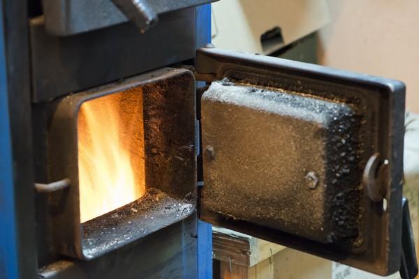 Отопление на основе отработки