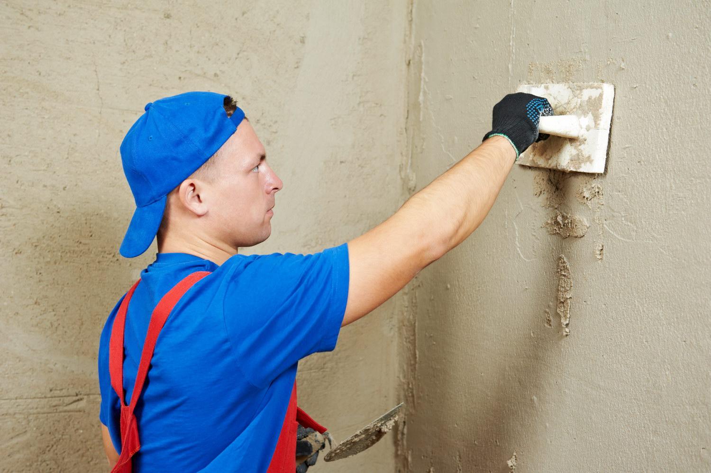 Штукатурка стен песчано цементным раствором своими руками видео распалубливание бетона это