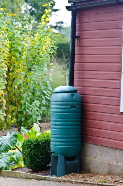 Бак для дождевой воды