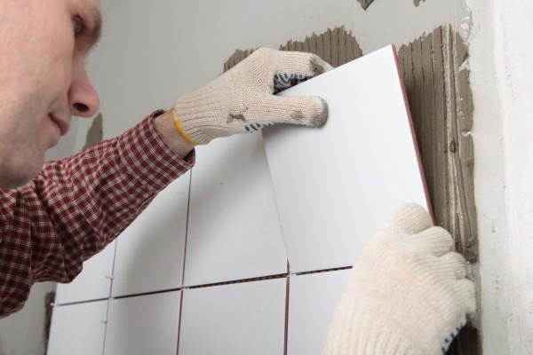 Ремонт кафельной плитки своими руками