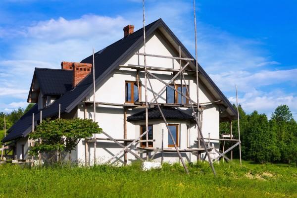 Монолитное строительство - особенности технологии