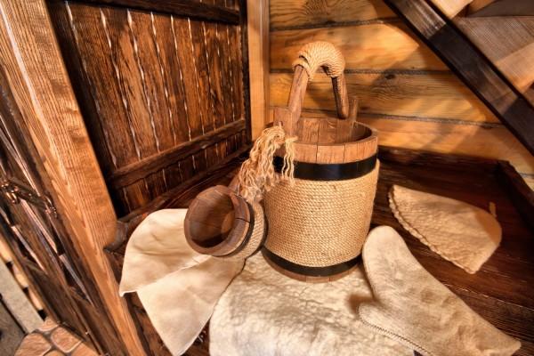 Деревянные емкости – запарники, шайки, бочки, ведра