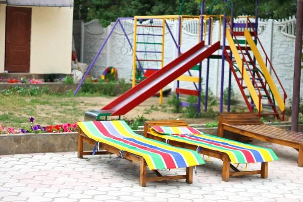 Детская площадка своими руками