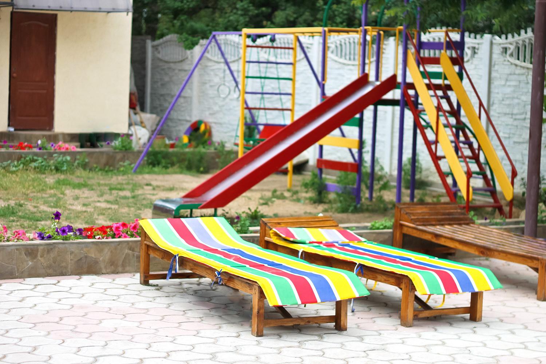 Детская площадка спортивная своими руками