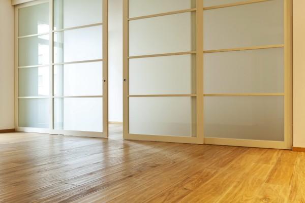 Раздвижные двери: особенности конструкции и самостоятельной установки