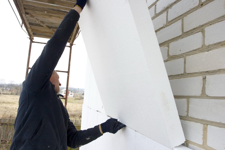 Как правильно утеплить дом пенопластом снаружи своими руками, видео, отзывы 76