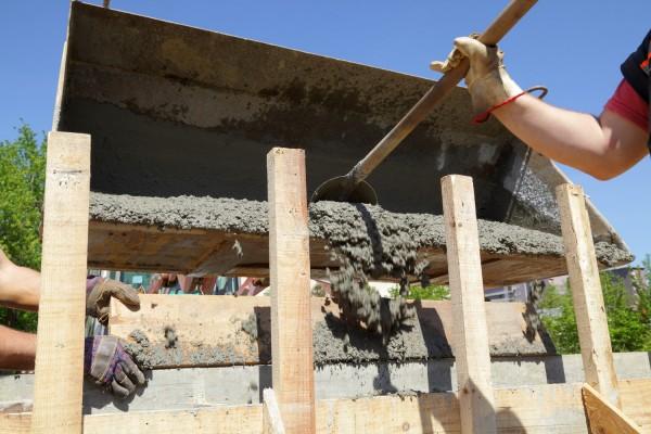 Опалубка в монолитном строительстве