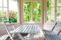 Stroitel'stvo verandy svoimi rukami. Blagoustrojstvo priusadebnogo uchastka