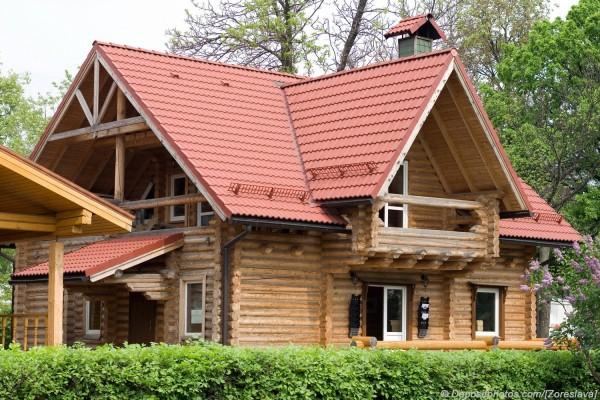 Из чего рубить дом, как заготовить и выбрать лес
