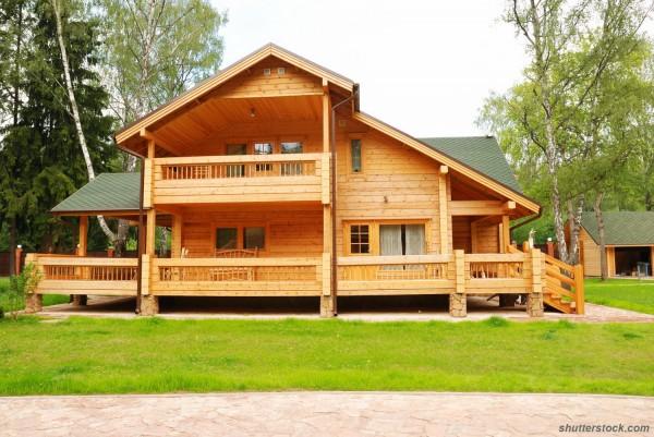 Общие принципы сборки деревянных домов