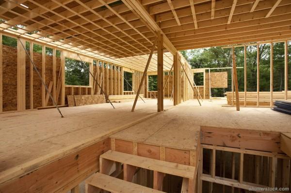 Принципы сборки деревянных домов