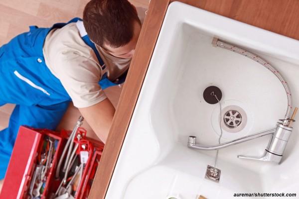 Правила установки раковины над стиральной машиной