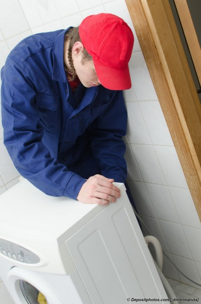 Как установить раковину над стиральной машиной