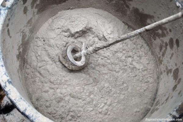 Как своими руками приготовить качественный цементный раствор