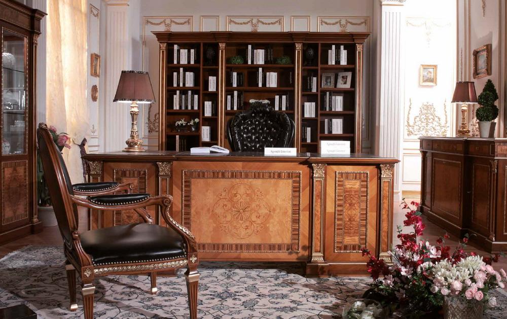 Мебель из Италии для кабинета