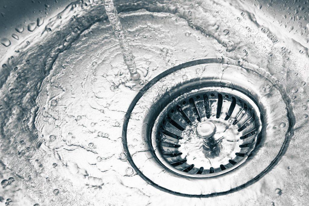 сточные воды из крана