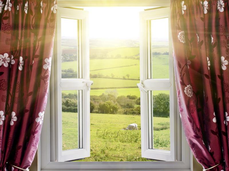 пластиковые окна обеспечат тепло и уют в доме