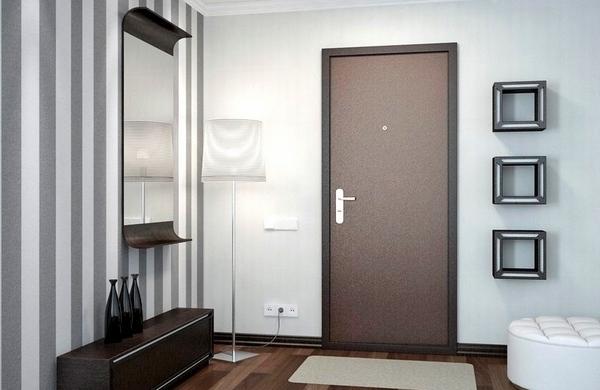 Как правильно выбрать стальную дверь