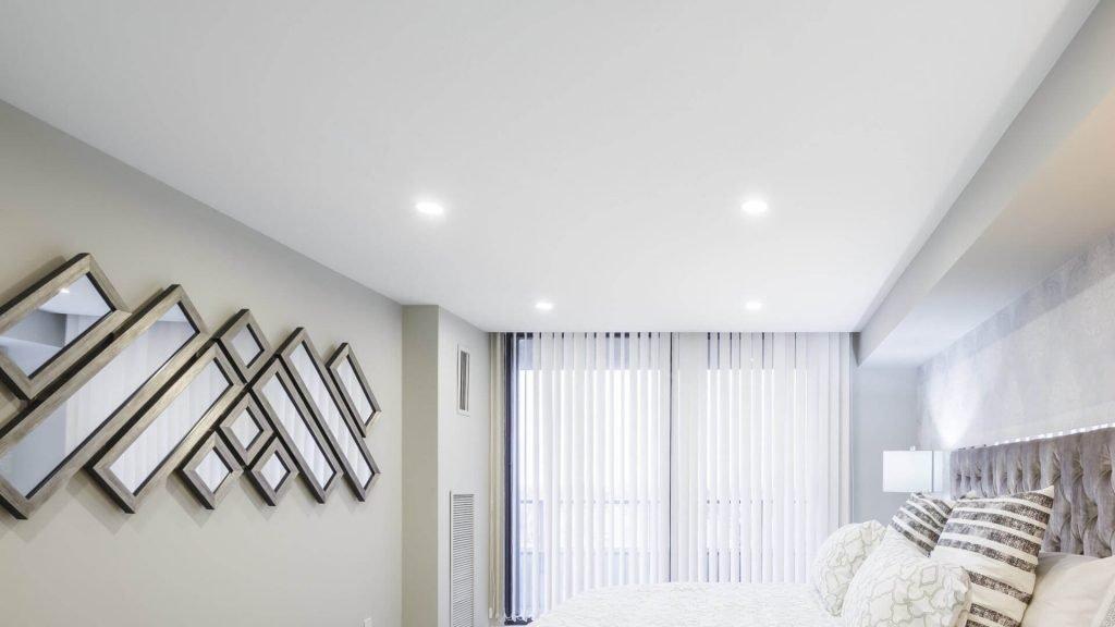 Натяжные потолки: преимущества и недостатки